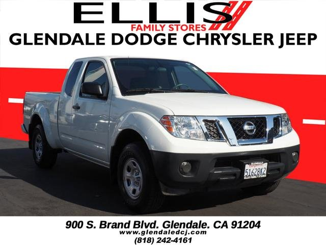 Pre-Owned 2017 Nissan Frontier S