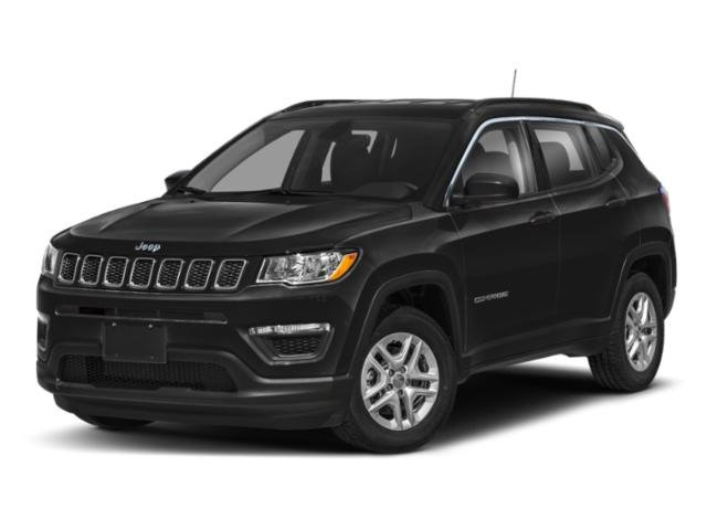Pre-Owned 2020 Jeep Compass Altitude