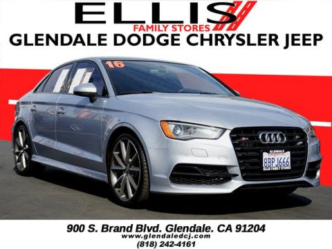 Pre-Owned 2016 Audi S3 2.0T quattro Premium Plus