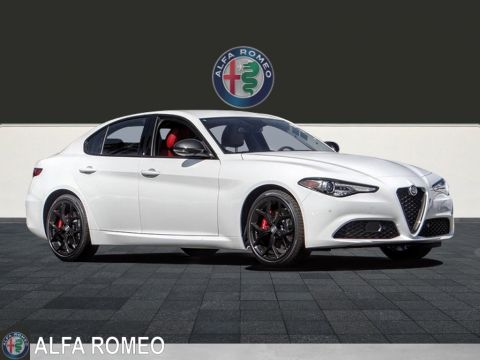 New 2019 Alfa Romeo Giulia SD